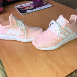 Adidas running/workout shoes